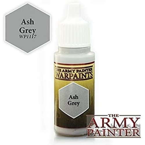 The Army Painter WARPAINT: ASH GREY