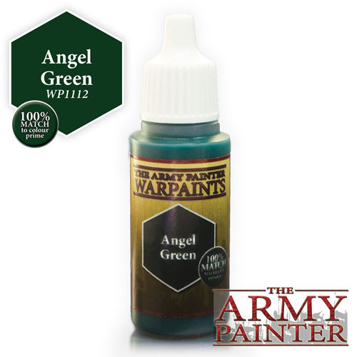 The Army Painter WARPAINT: ANGEL GREEN