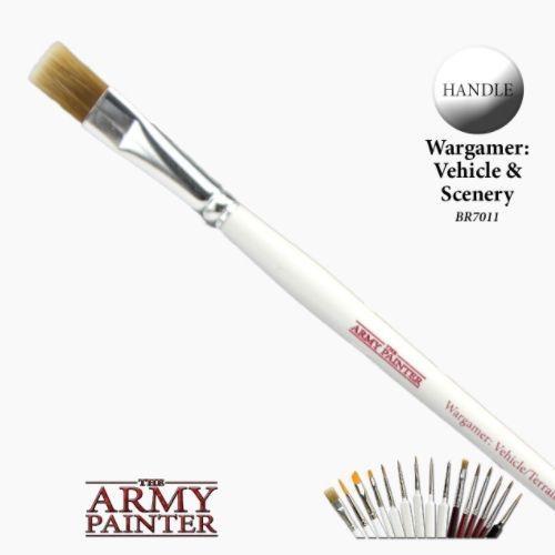 The Army Painter WARGAMER BRUSH - VEHICLE TERRA