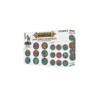 AoS SHATTERED DOMINION: 25 & 32MM BASES
