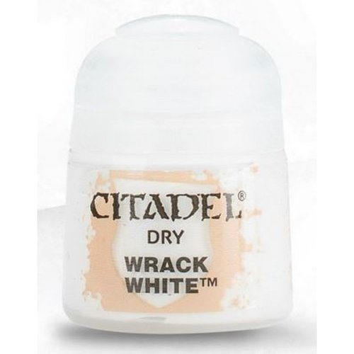Games Workshop CITADEL (DRY): WRACK WHITE