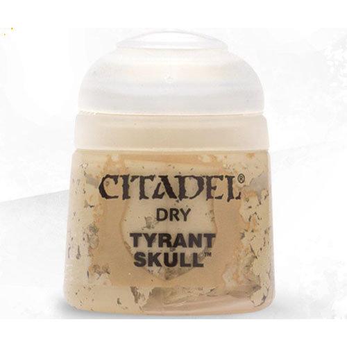 Games Workshop CITADEL (DRY): TYRANT SKULL