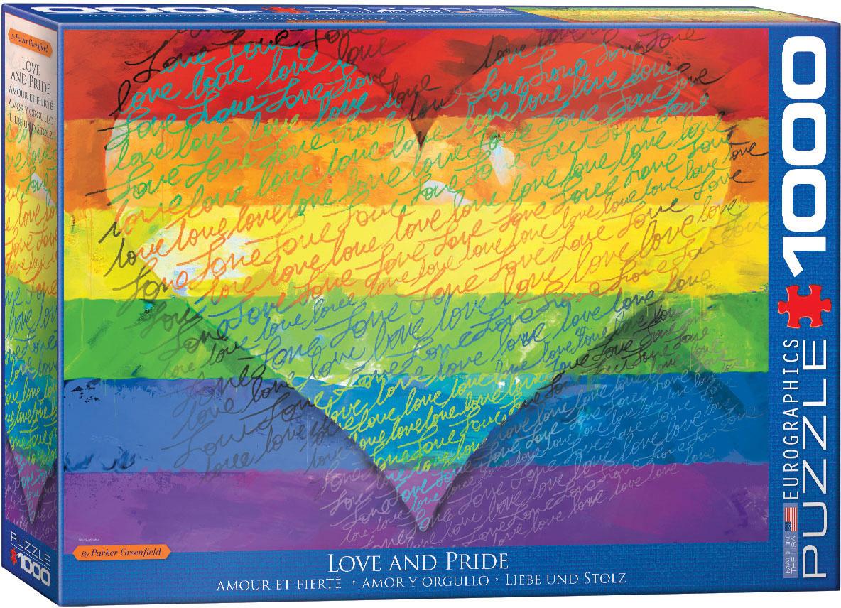 EUROGRAPHICS EG1000 LOVE & PRIDE!