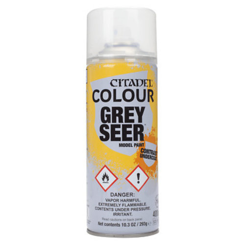 Games Workshop CITADEL (SPRAY): GREY SEER