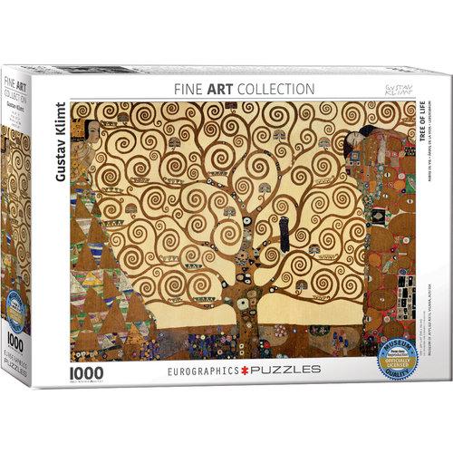 EUROGRAPHICS EG1000 KLIMT - TREE OF LIFE