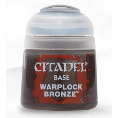 Games Workshop CITADEL (BASE): WARPLOCK BRONZE