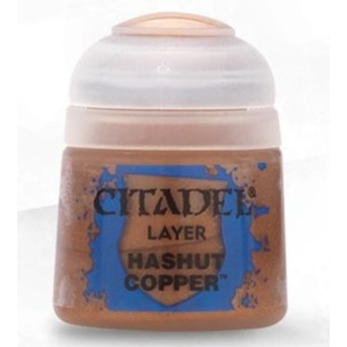 Games Workshop CITADEL PAINT - LAYER - HASHUT COPPER