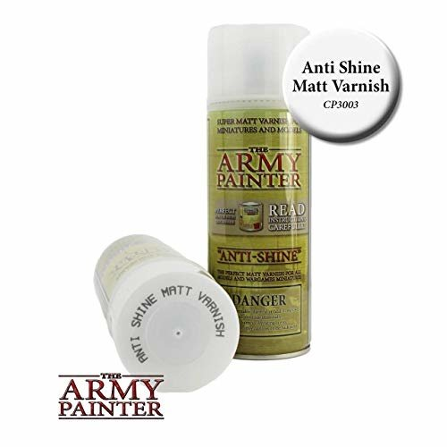 The Army Painter COLOR PRIMER: ANTI-SHINE MATTE VARNISH