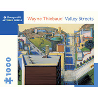 PM1000 THIEBAUD - VALLEY STREETS