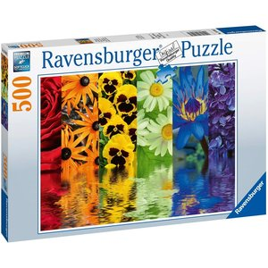 Ravensburger RV500 FLORAL REFLECTIONS
