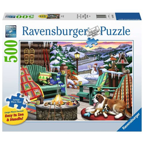 Ravensburger RV500(L) APRÉS ALL DAY
