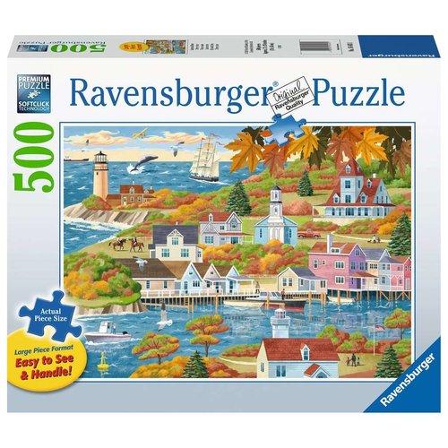 Ravensburger RV500(L) BY LAND & SEA