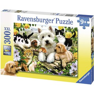 Ravensburger RV300 HAPPY ANIMAL BUDDIES