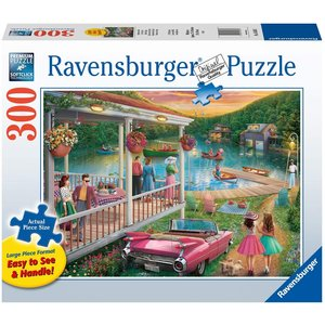 Ravensburger RV300(L) SUMMER AT THE LAKE