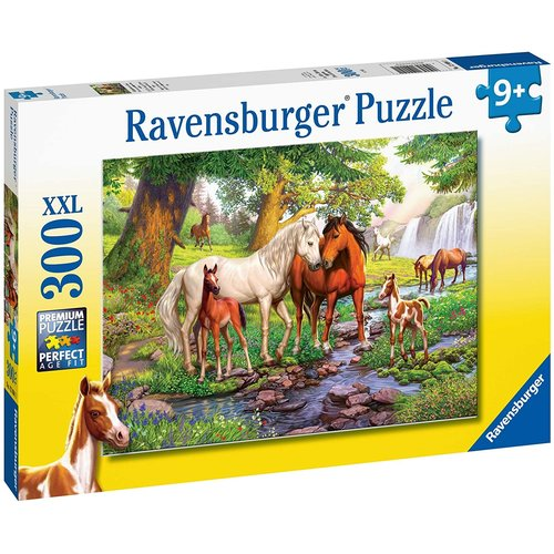 Ravensburger RV300(XXL) HORSES BY THE STREAM