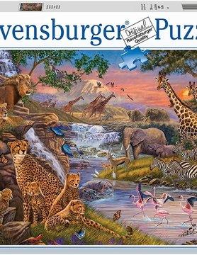 Ravensburger RV3000 ANIMAL KINGDOM