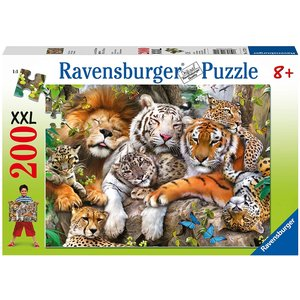 Ravensburger RV200 BIG CAT NAP