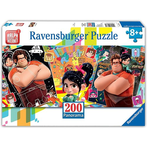 Ravensburger RV200 DISNEY WRECK IT RALPH 2