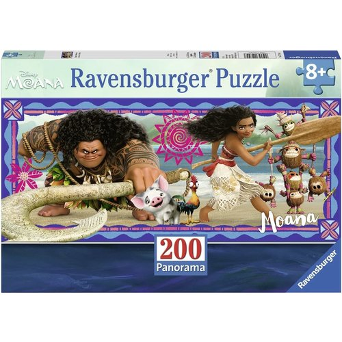 Ravensburger RV200 DISNEY MOANA'S ADVENTURE