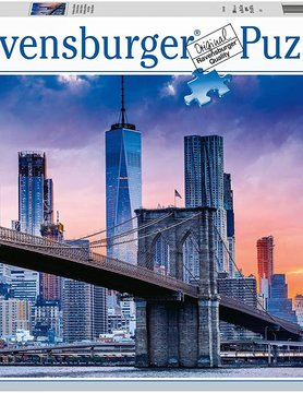 Ravensburger RV2000 SKYLINE NEW YORK
