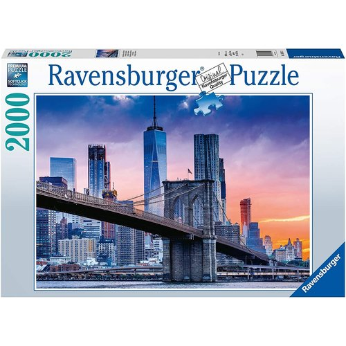 Ravensburger RV2000 SKYLINE NEW YORK