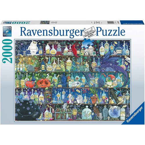 Ravensburger RV2000 POISONS AND POTIONS