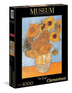 CREATIVE TOY COMPANY CL1000 VAN GOGH SUNFLOWERS