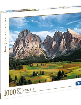 CREATIVE TOY COMPANY CL1000 CORONATION OF THE ALPS