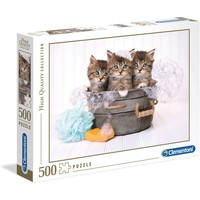 CL500 KITTENS AND SOAP