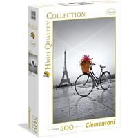 CL500 ROMANTIC PROMENADE IN PARIS