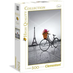 Clementoni CL500 ROMANTIC PROMENADE IN PARIS