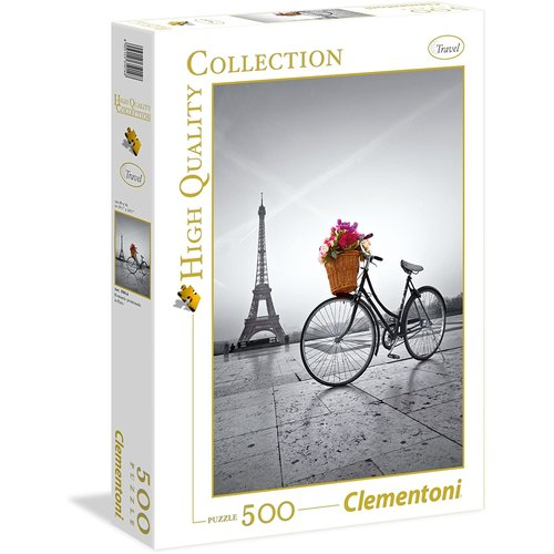 Clementoni CL500 ROMANTIC PROMENADE IN PARIS