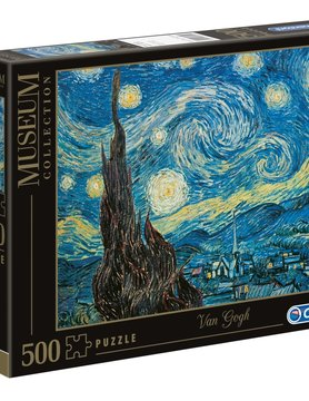 CREATIVE TOY COMPANY CL500 VAN GOGH STARRY NIGHT