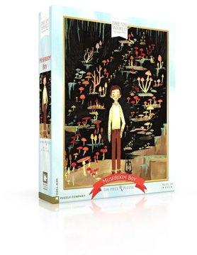 NEW YORK PUZZLE COMPANY NY500 DREAM WORLD MUSHROOM BOY