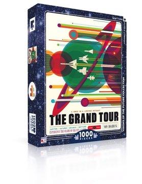 NEW YORK PUZZLE COMPANY NY1000 GRAND TOUR