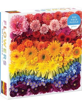 HACHETTE/CHRONICLE/MUDPUPPY GA500 SUMMER FLOWERS