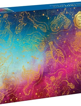 HACHETTE/CHRONICLE/MUDPUPPY GA1000 ASTROLOGY FOIL