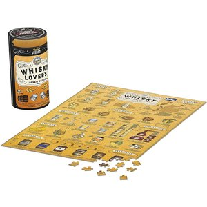 Ridley's Games RI500 WHISKY LOVER'S UK JIGSAW PUZZLE
