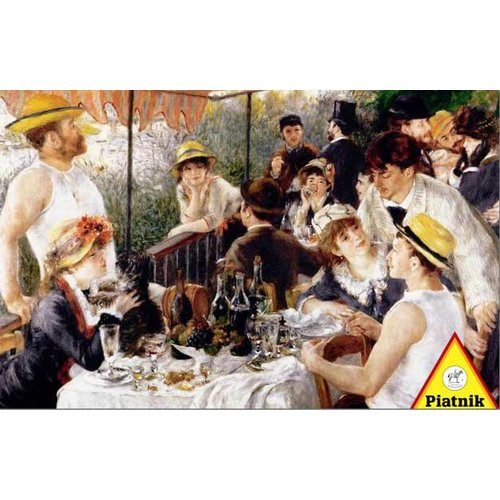 Piatnik PT1000 RENOIR - LUNCHEON OF THE BOATING PARTY