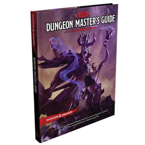 Wizards of the Coast D&D 5E: DUNGEON MASTERS GUIDE