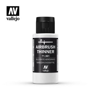 Acrylicos Vallejo, S.L. AUXILIARY: AIRBRUSH THINNER (60ML)