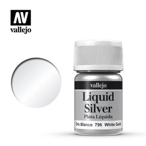 Acrylicos Vallejo, S.L. 217 WHITE GOLD