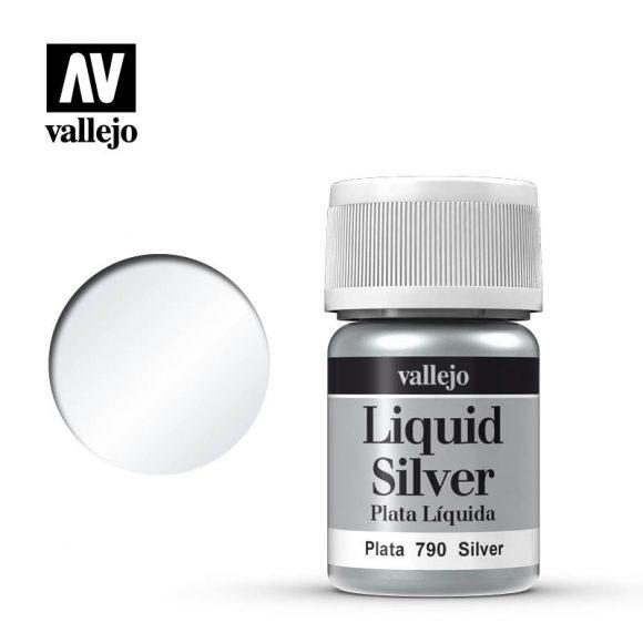 Acrylicos Vallejo, S.L. 211 LIQUID SILVER