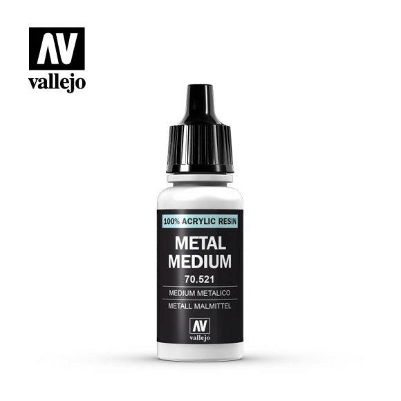 Acrylicos Vallejo, S.L. 191 METAL MEDIUM
