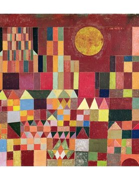 PIATNIK OF AMERICA PT1000 KLEE - CASTLE AND SUN