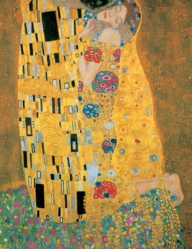 PIATNIK OF AMERICA PT1000 KLIMT - THE KISS METALLIC (FOIL)