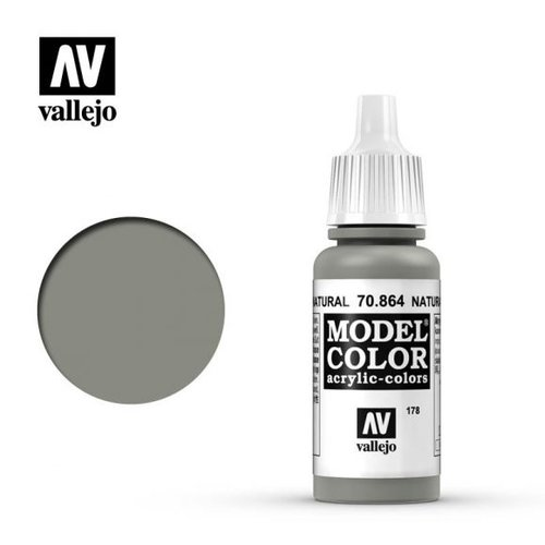Acrylicos Vallejo, S.L. 178 NATURAL STEEL