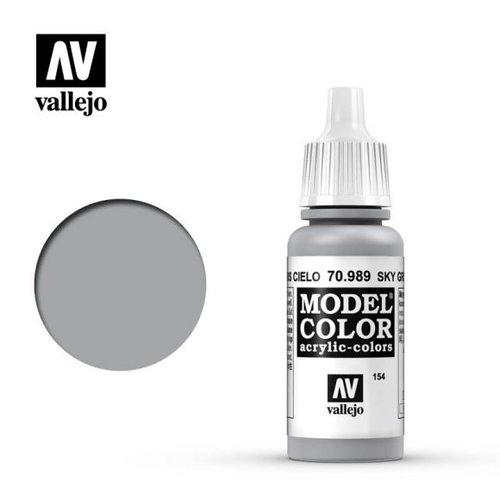 Acrylicos Vallejo, S.L. 154 SKY GREY