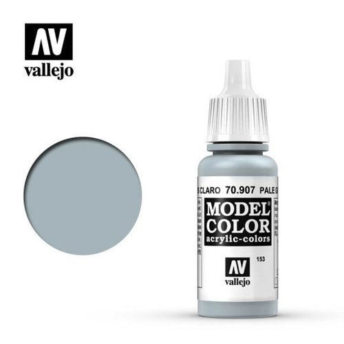 Acrylicos Vallejo, S.L. 153 PALE GREY BLUE