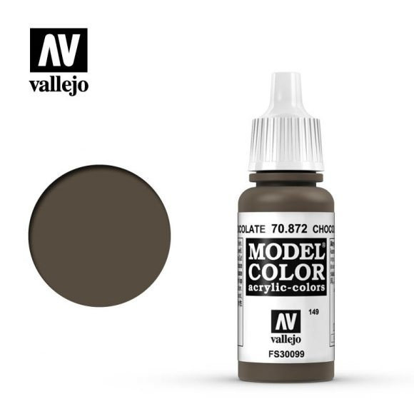 Acrylicos Vallejo, S.L. 149 CHOCOLATE BROWN